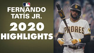 Fernando Tatís Jr. TORE UP MLB in 2020 (Fernado Tatís 2020 Highlights!)