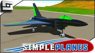 SimplePlanes Gameplay - HOW TO PLANE! ( PC )