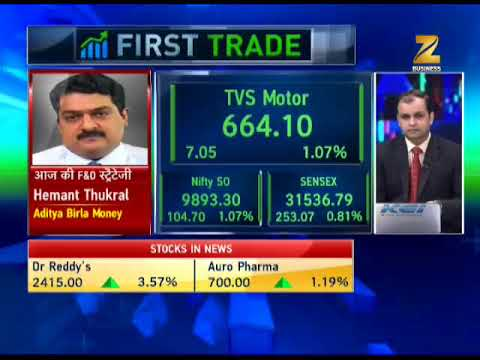 First Trade: Action expected in oil-gas, auto stocks