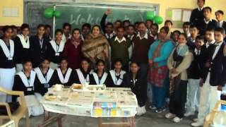 Class X Farewell Party Photoes - 15 February 2012 - Kendriya Vidyalaya Chhawla (KVChhawla)