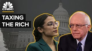 What Alexandria Ocasio Cortez's Tax Plans Could Mean For Growth And Inequality