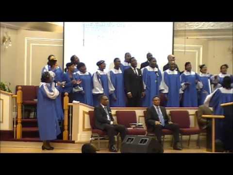 MZAC Youth Choir - My Exceeding Joy