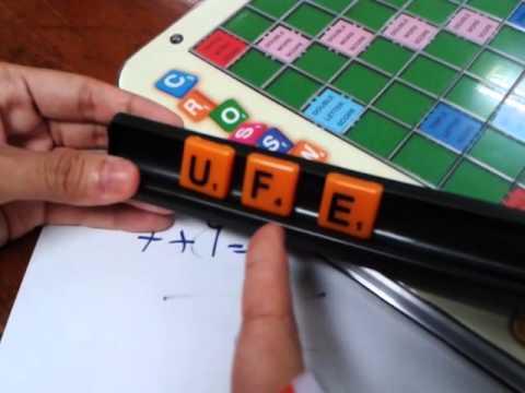 วิธีเล่น Crossword Game 4/4
