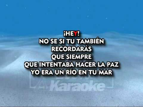 Julio Iglesias   Hey!   Karaoke MM