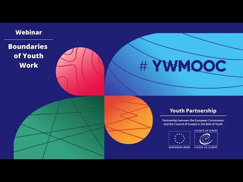 Webinar - Boundaries of Youth Work