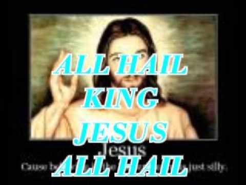 all hail king jesus chords pdf