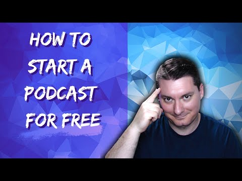 How to Start a Podcast For Free in 2020!из YouTube · Длительность: 6 мин2 с