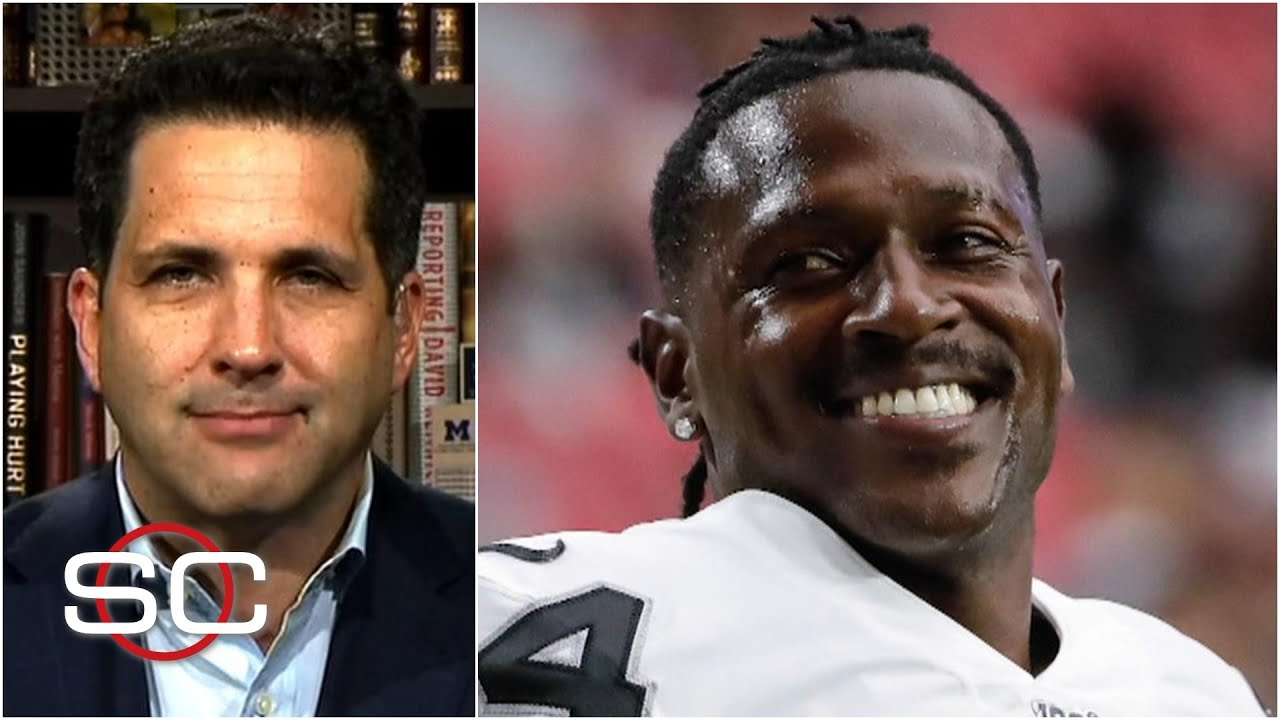 Tampa Bay Buccaneers, WR Antonio Brown agree to one-year deal