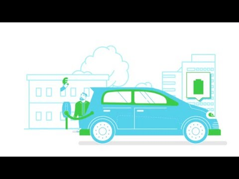 How Does Electric Vehicle Charging Work