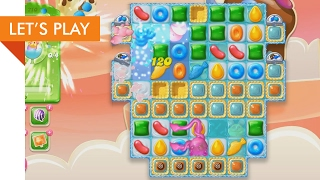Let's Play - Candy Crush Jelly Saga (Frosty Level 1)