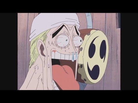 Luffy's Immunity to Lightning English Dubbed