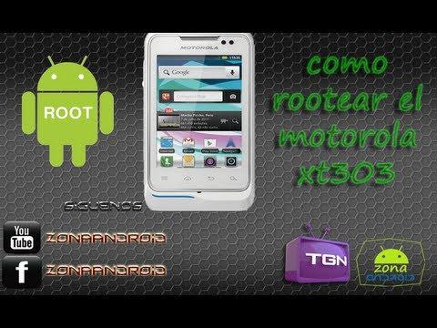 Como Rootear El Motorola Xt303 | Apps Directories