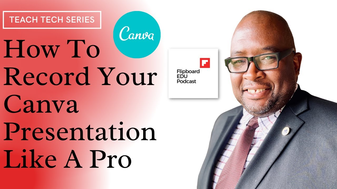 How To Record Your Canva Presentation Like A Pro