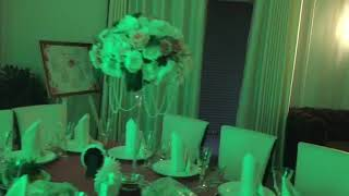Свадьба в банкетном зале Банкет Холл ресторана Мандарин