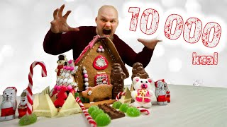Syön Joulumaan | +10 000 kcal
