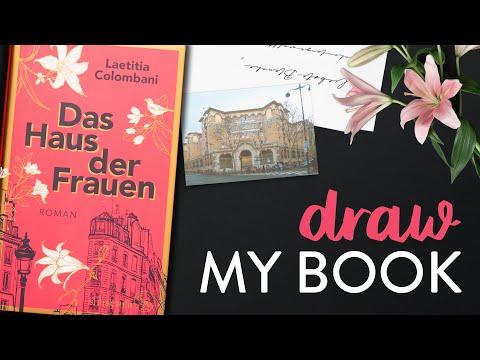 Das Haus der Frauen YouTube Hörbuch Trailer auf Deutsch