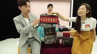[신세계tv 쇼핑라이브]홍삼/인삼 선물세트