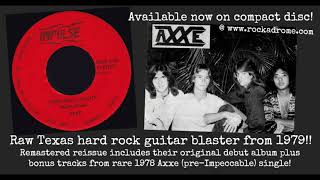 Impeccable - Traces Of Time - 1979 Texas hard rock