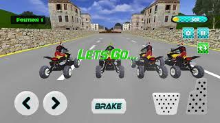 Bike Racing Games   Pro Atv Bike Stunts Game   Gameplay Android Free Games