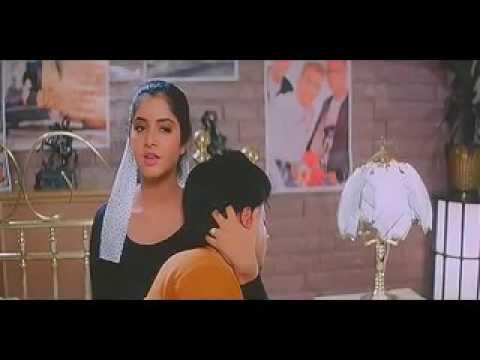 Шахрукх Кхан и Дивья Бхарти- Безумная любовь