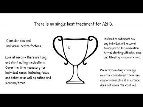What's the best treatment for ADHD?