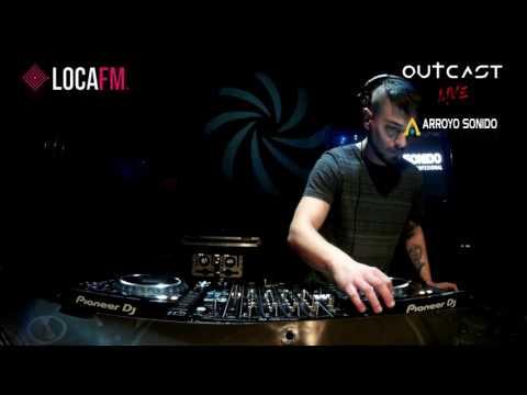 Outcast LIVE 1 0 ALEX MORGAN - LOCA FMMURCIA - ARROYO SONIDO