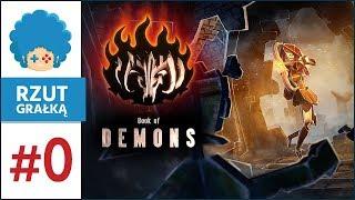 Book of Demons PL #0 - Rzut GRAłką! | Karciane Diablo?