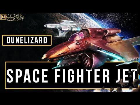 CIS Mercenaries Ship - Sabaoth Destroyer - Star Wars Clone