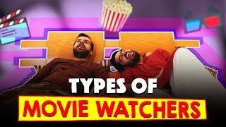 Types of Movie Watchers | MangoBaaz
