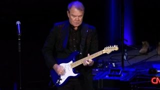 Glen Campbell - I'll Be Me (2014) - Try a Little Kindness (w long guitar solo)