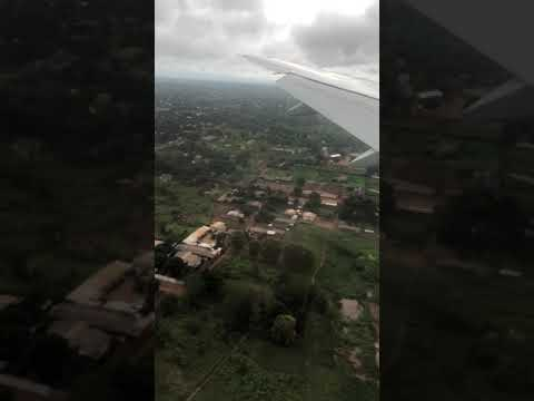 Arrival At Mpoko Airport - Bangui - Central African Republic