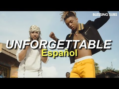 French Montana ft. Swae Lee - Unforgettable  (Sub en Español)