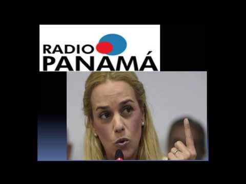 Lilian Tintori - Willy Coches Entrevista en Radio Panamá