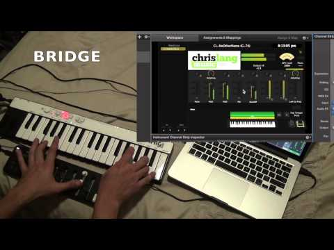 No Other Name - Hillsong MainStage & Omnisphere Patch Keyboard Lesson