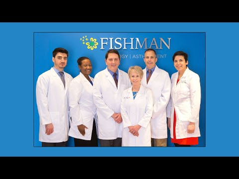 Fishman Allergy | Asthma | ENT