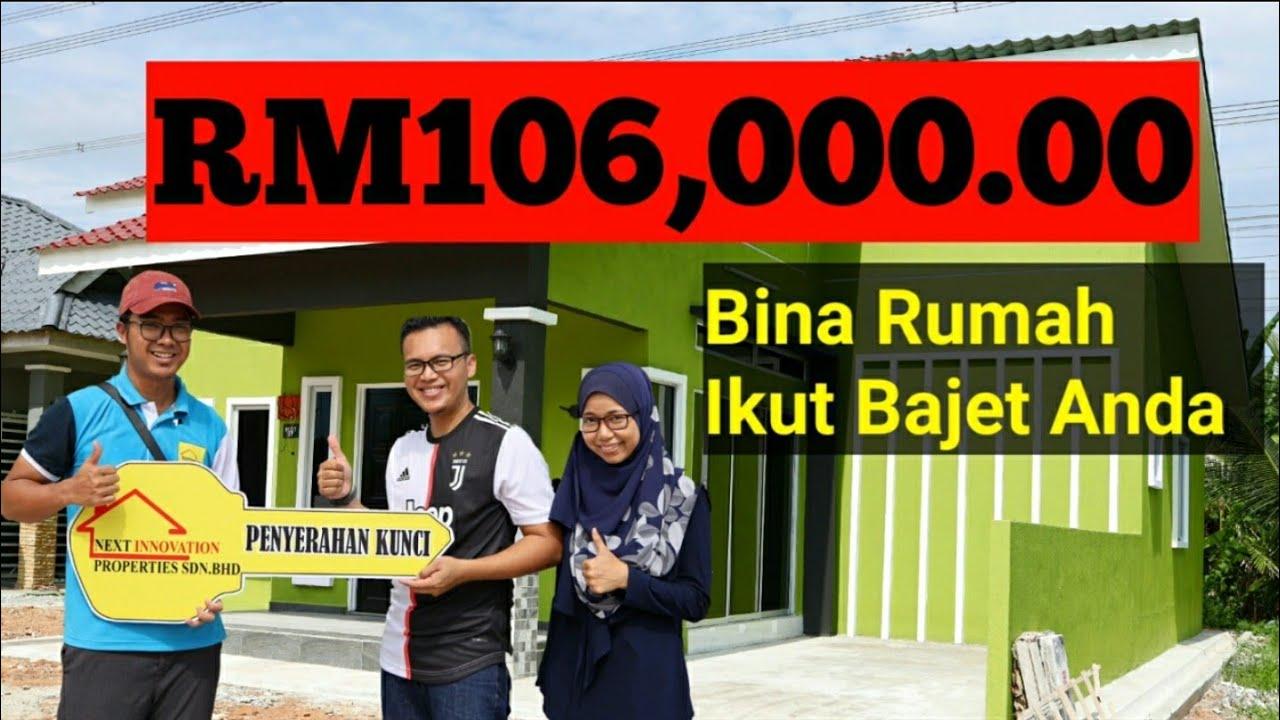 Bina Rumah Ikut Bajet Anda Kontraktor D Selangor Youtube