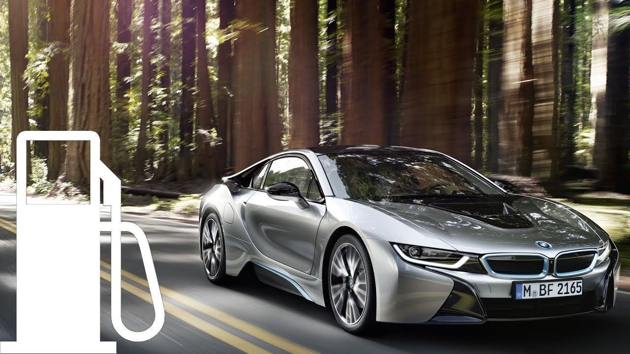 Bmw I8 2017 Fuel Consumption Edrive City 90 120 140 Km H