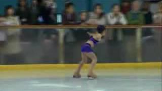 2010年5月29日埼玉スケート連盟主催 第5回コバトンカップ 2級女子A(4...