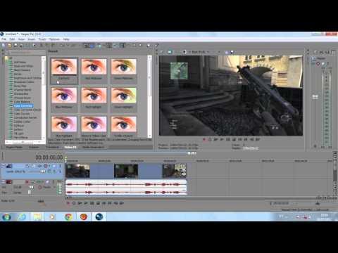 TUTORIAL - EasyCap (Parte 2) - Tratamento Virtual DUB e Sony Vegas PRO