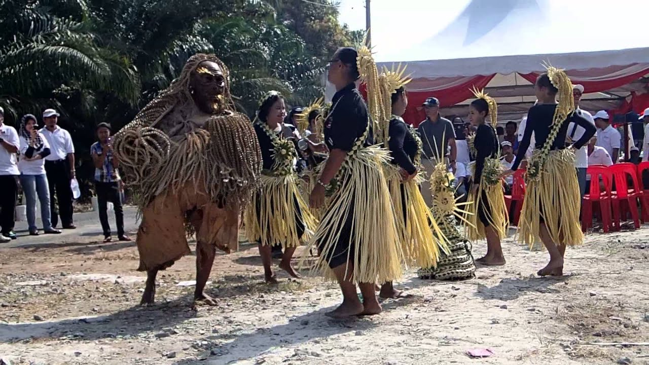 Orang Asli Mah Meri, Pulau Carey
