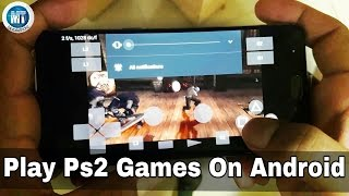 [Hindi] How To Play Ps2 Games On Android Phones 2016! With Playstation 2 Emulator ||No Root||