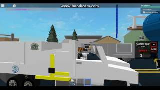 Roblox: Trash Day 1 with friends