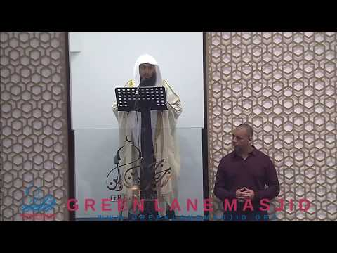 Conversations With Allah: The Prayer (with Sign Language) - Shaykh Sajid Ahmed Umar