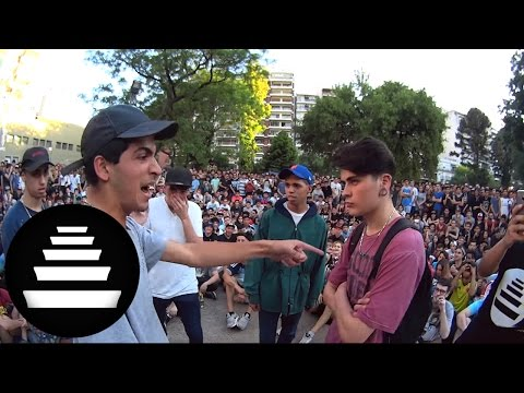 AFRITO vs LIT KILLAH vs MAMBA vs CHIKI - 8vos Fecha 8 (Torneo 2016) - El Quinto Escalon