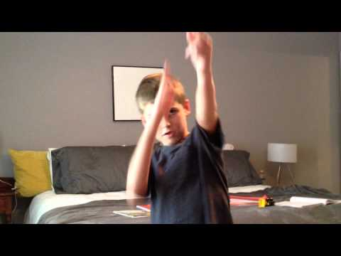 Wyatt Sings 'Age of Ancient Empires' (wks 1-6)