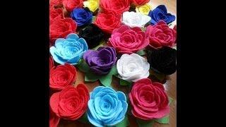 DIY: Flowers ♥