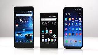 Nokia 8 vs. Sony Xperia XZ1 Compact vs. Samsung Galaxy S8: Benchmark | SwagTab
