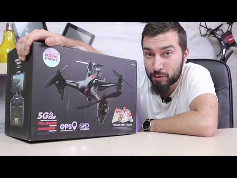 Мултифункционален дрон с 5 G трансмисия, Follow Me функция и HD камера GW198 26