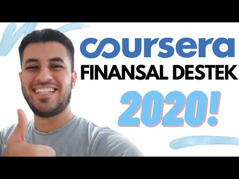 COURSERA FİNANSAL DESTEK NASIL ALINIR? (2020) - Coursera Financial Aid