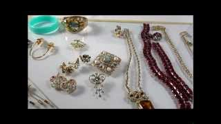 Beginners Guide To Reselling Vintage Costume Jewelry On Ebay - Part 1 Cherry Vintage 2013
